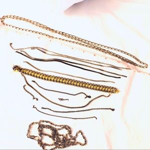 🎁FREE🎁Multiple Chains for Jewelry Making ✨